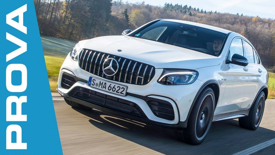 Mercedes-AMG GLC 63 S Coupé, perché no?