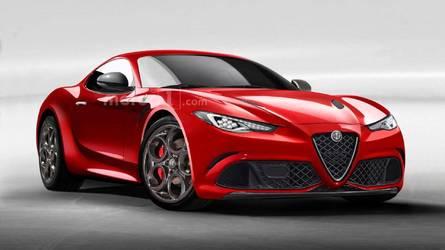 Érkezik az Alfa Romeo 6C sportautó?
