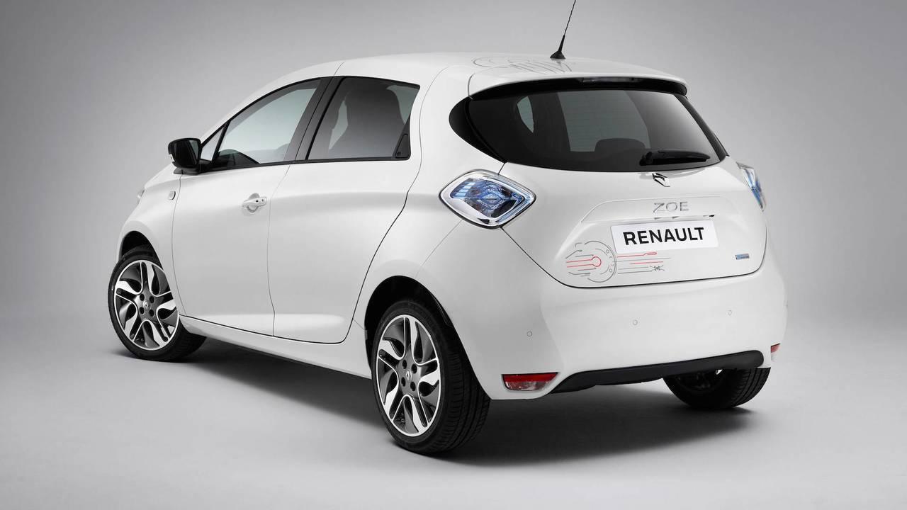 Renault Zoe Star Wars Edition
