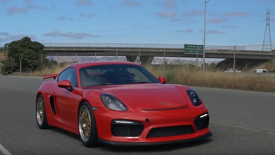 VIDÉO - Cette Porsche Cayman a un son démentiel