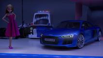 Animation Audi R8 V10 Plus