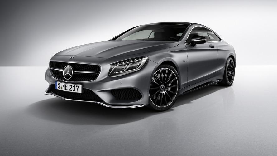 Mercedes, S Sınıfı Coupe'ye siyah dokunuşlu Night Edition getirdi
