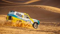 Nissan Patrol du Paris-Dakar 1987 Fanta Limon