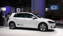 2017 Volkswagen e-Golf: LA 2016
