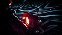 Pagani Huayra Roadster teaser