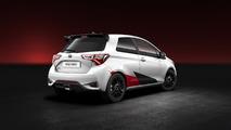 Yüksek performanslı Toyota Yaris