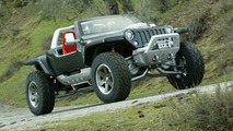 2005 Jeep Hurricane concept