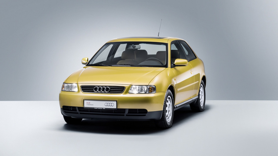Audi A3 generations