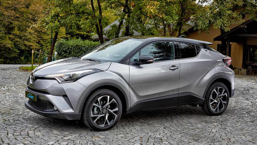 Toyota C-HR satışları hız kesmedi