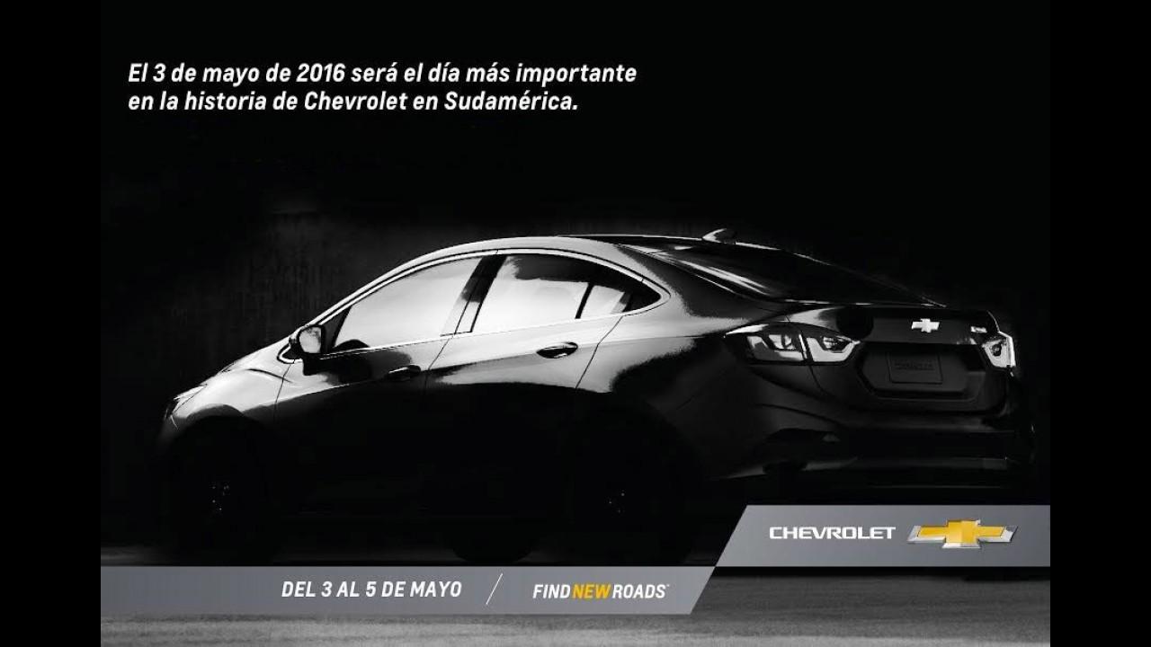 Novo Cruze é lançado na Argentina - veja dados técnicos, versões e equipamentos