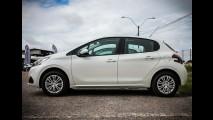 Volta Rápida: como andam os novos Peugeot 208 Allure 1.2 e GT 1.6