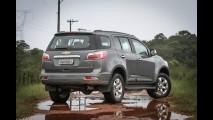 Recall: Chevrolet convoca Trailblazer para solucionar problema no banco traseiro