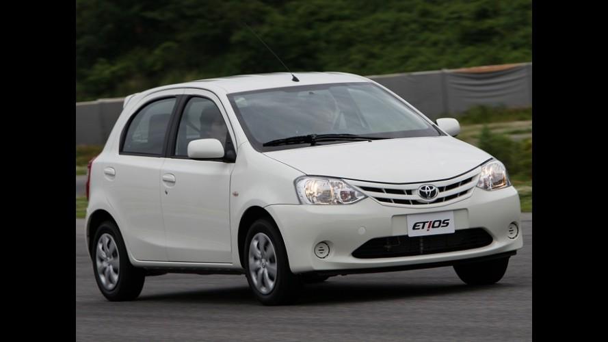 Crise: Toyota suspende R$ 30 milhões e desiste de produzir Corolla em duas fábricas