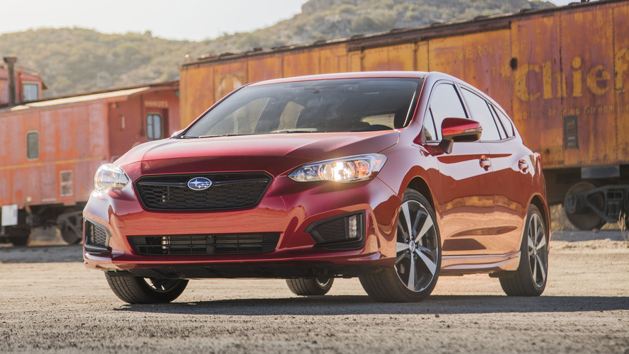 Subaru Recalls 33k Imprezas For Stalling
