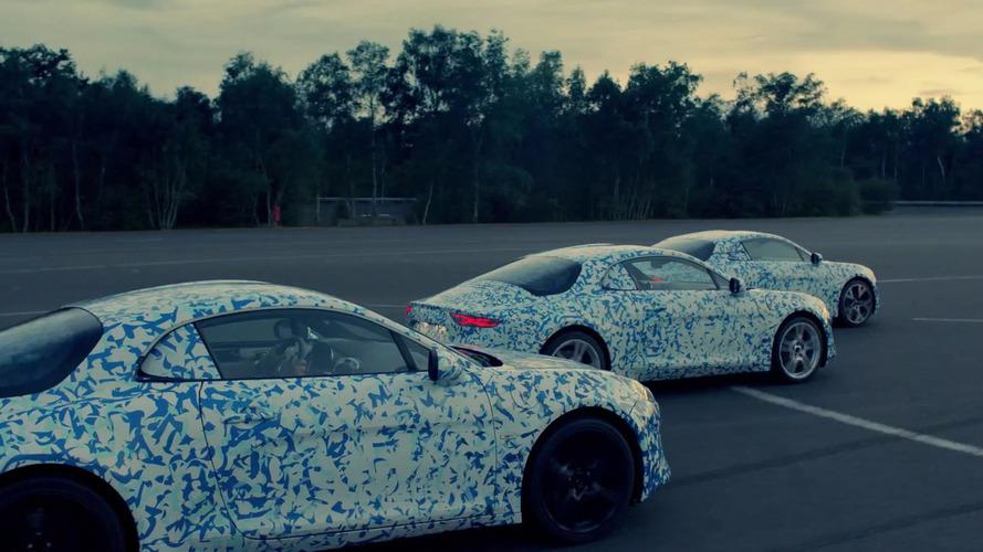 Alpine A120 de produção será apresentado no próximo domingo
