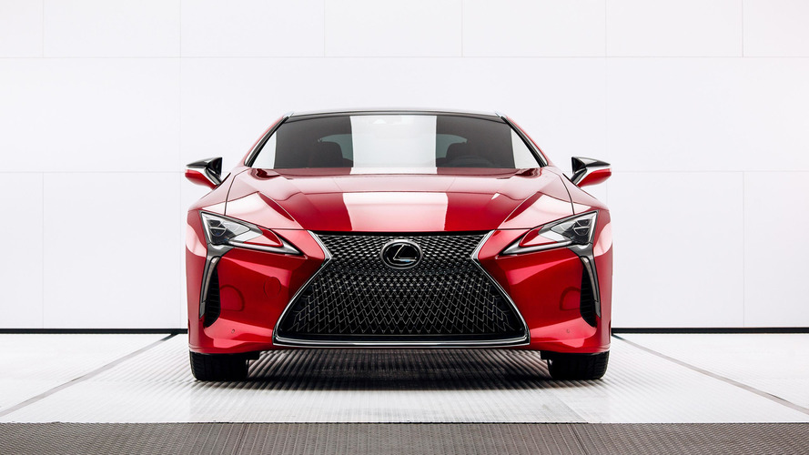 Lexus LC 500 Man and Machine Super Bowl reklamı