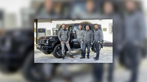Electric Mercedes-Benz G-Class by Kreisel Electric