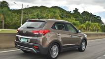 Lançamento do Hyundai Creta - Brasil