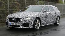 Jaguar XF Sportbrake casus fotoğrafları