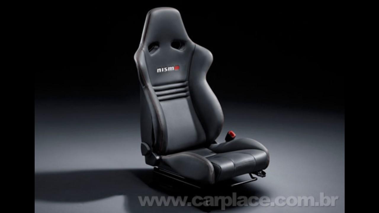Nissan GT-R Nismo - Preparação oficial cria novo pacote Club Sport para o GT-R