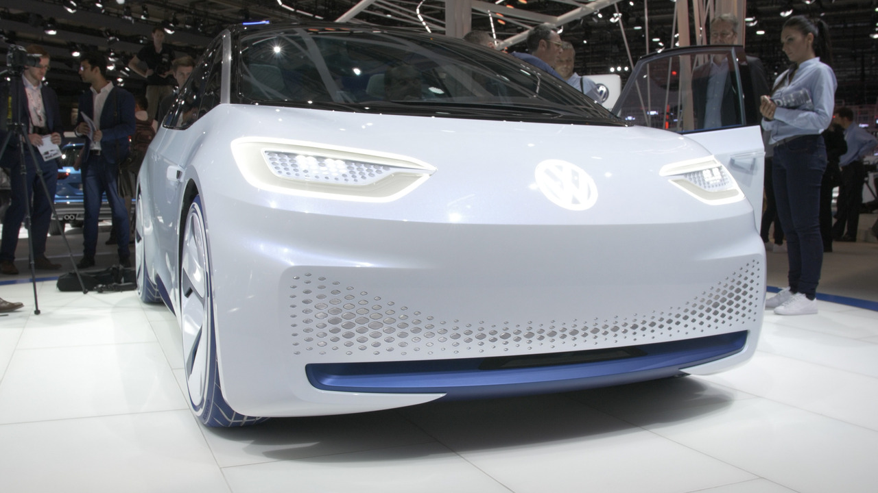 VW ID Concept Video