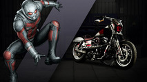 Harley-Davidsom Marvel Customs