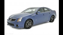Cadillac CTS-V Sedan Stealth Blue