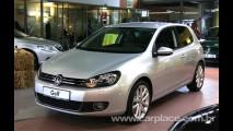 Autoesporte confirma lançamento do Golf VI no Brasil em 2012 - Novo Polo Sedan também