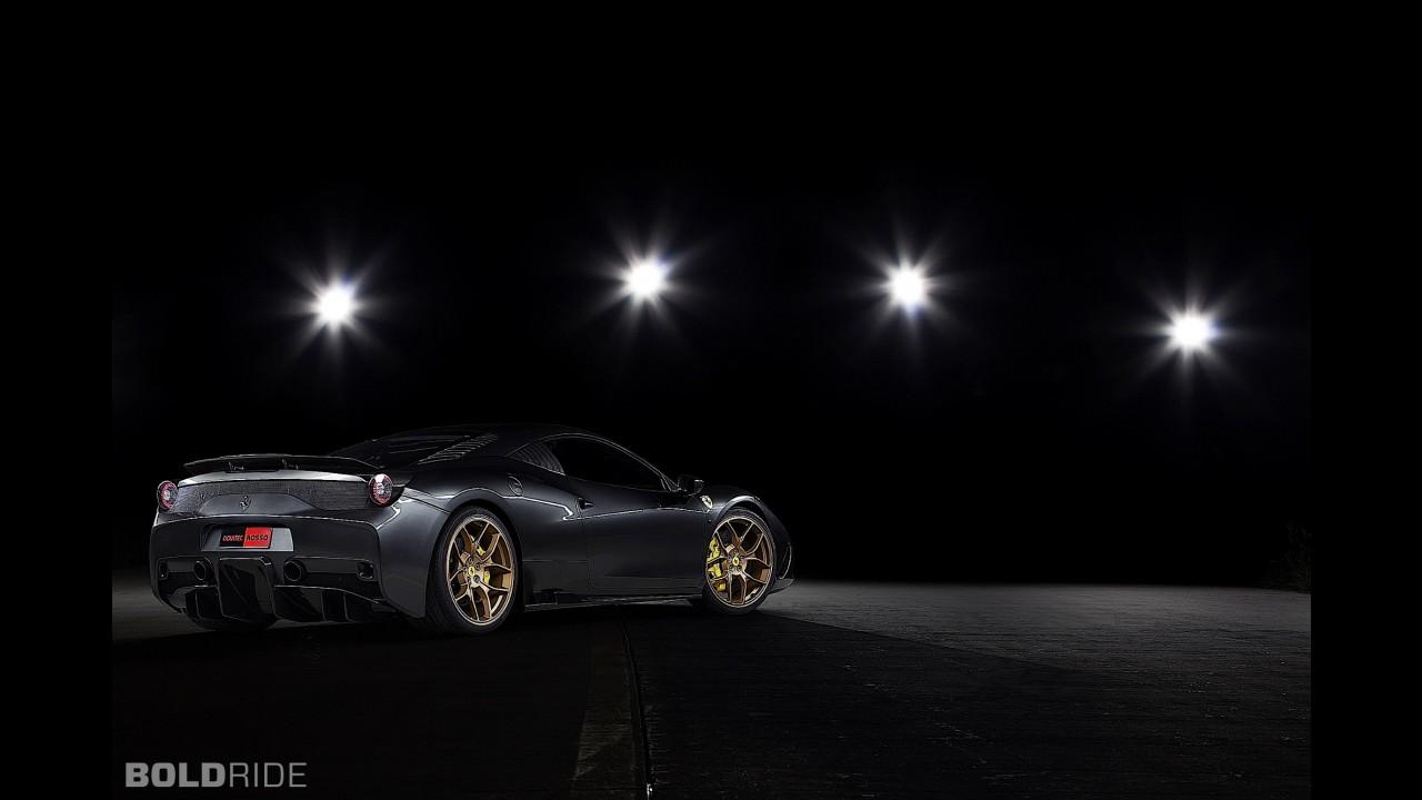 Novitec Rossa Ferrari 458 Speciale