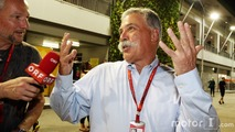 Chase Carey key to F1 digital media success
