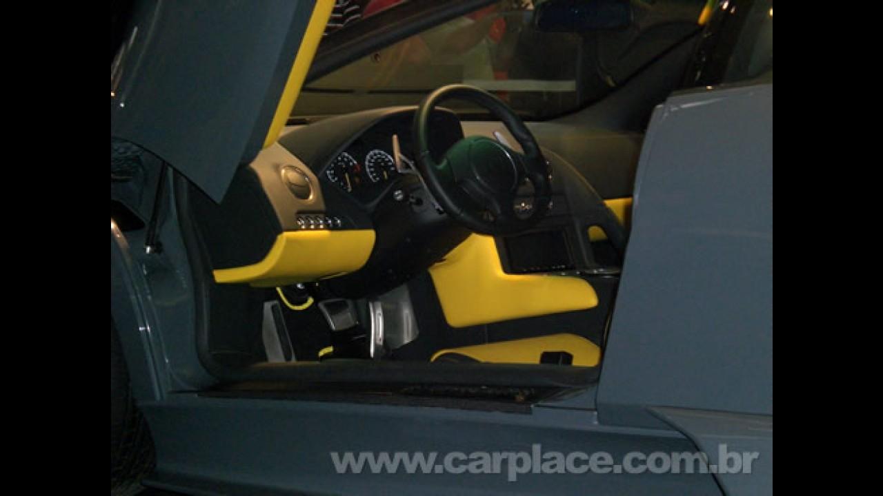 Salão do Automóvel 2008 - Veja fotos das máquinas italianas da Lamborghini