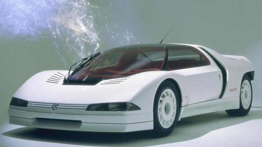 1984 Peugeot Quasar concept