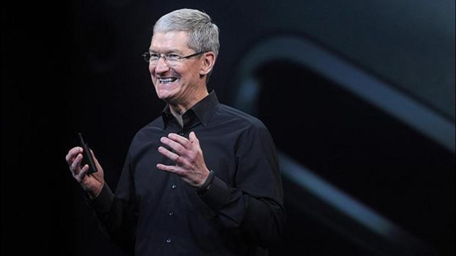 Tim Cook (Apple):