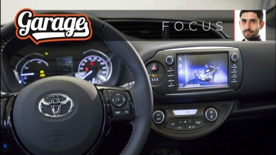 Auto ibride, come funziona il sistema Toyota [VIDEO]