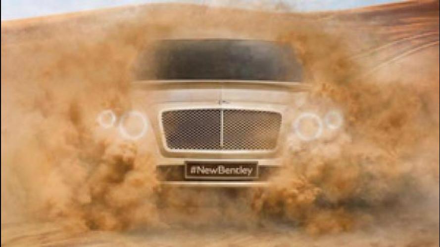 Bentley, il SUV da 180mila euro si compra a occhi chiusi