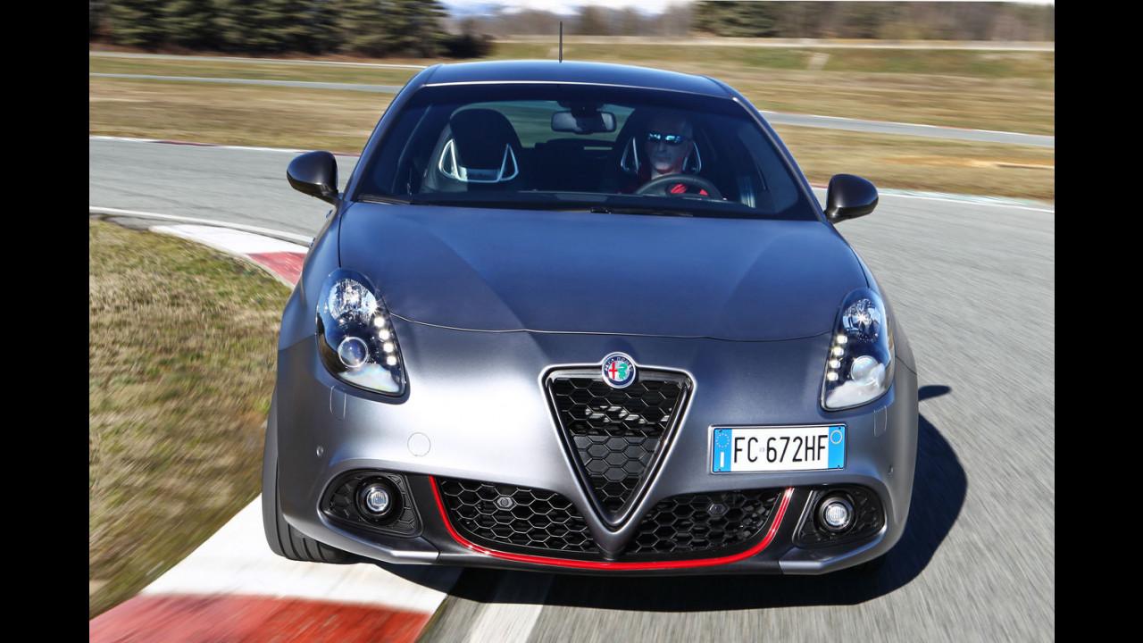 Alfa Romeo Giulietta Veloce