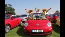 Volkswagen Bettle Sunshine Tour