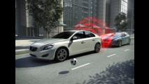 I dispositivi di sicurezza della Volvo V40