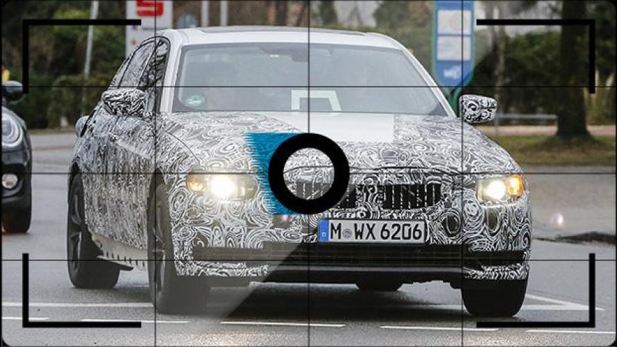 BMW Serie 3, foto spia della nuova generazione