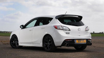 Mazda3 and Mazda6 MPS power upgrades by BBR