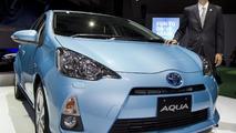 Toyota Aqua 26.12.2011
