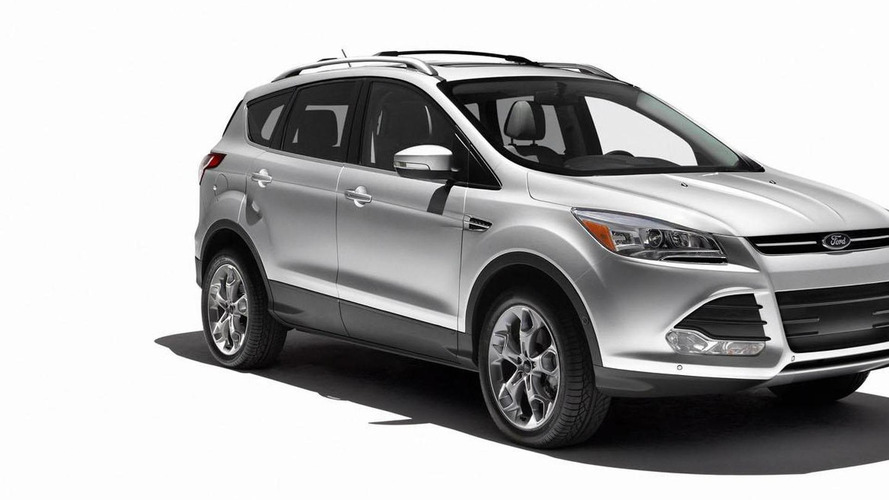 2013 Ford Escape recalled