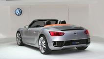 VW Concept BlueSport - NAIAS 2009