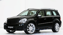 Mercedes GL-Class Facelift by Brabus