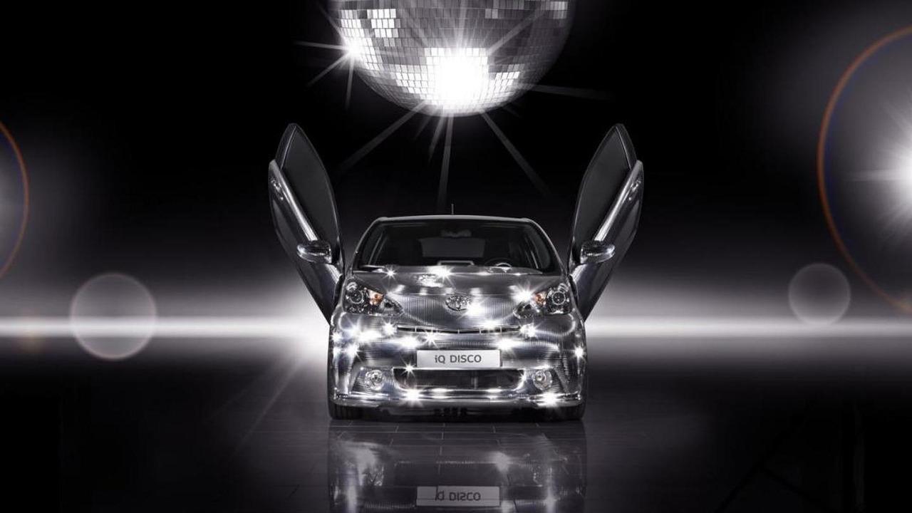 Toyota iQ Disco, 1600, 14.10.2010