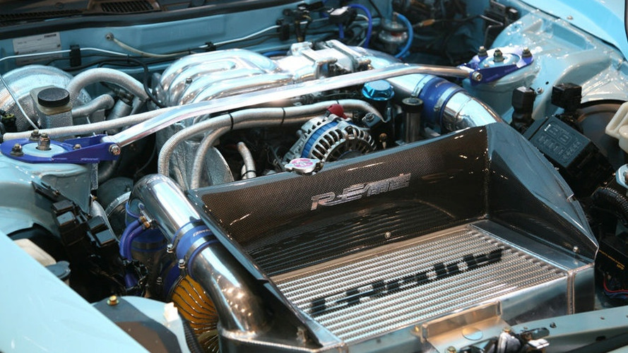 Mazda RE-Amemiya Genki 7 at Tokyo Auto Salon 2009
