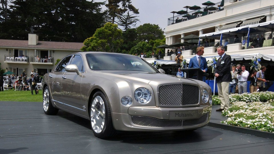Bentley Mulsanne UK and US Pricing and Market Launch Announced