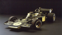 Lotus 72 Ford 1970 - 1975, classic