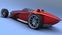 Delithium concept 3D renderings by Bo Zolland