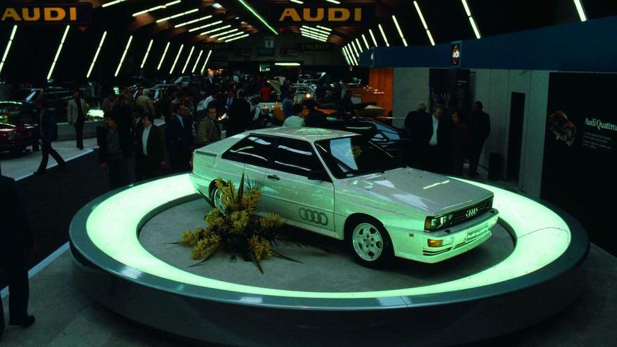 Audi Celebrates 30th Anniversary of quattro